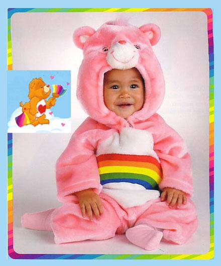 CARE BEAR  sc 1 st  Fun u0027n Folly & Fun u0027nFolly Infant Cheer Care Bear Costume
