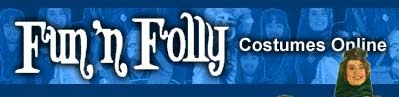 Fun 'n Folly: Costumes Online